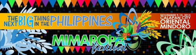 MIMAROPA Festival: The next big thing in the Philippines